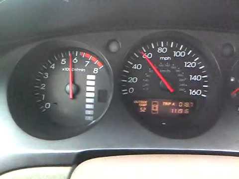 2002 Acura 3.2TL 0-60