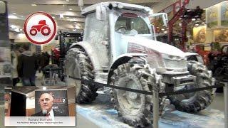 MasseyFerguson #eima2014 Tractors and news