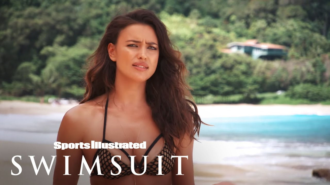 Irina Shayk Uncovered | Sports Illustrated Swimsuit 2015 - YouTube