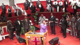 Bishop Lambert W. Gates Sr. Pt 4 - Apostolic Pentecostal Church of Morgan Park 90th Convention