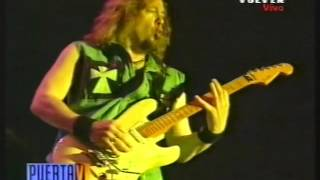 Iron Maiden - Falling Angels - (live 2001, Buenos Aires)