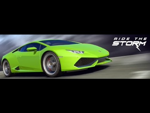 real racing 3 ride the storm lamborghini huracan youtube. Black Bedroom Furniture Sets. Home Design Ideas