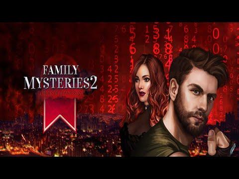 Семейные тайны 2  Эхо завтрашнего дня Часть1