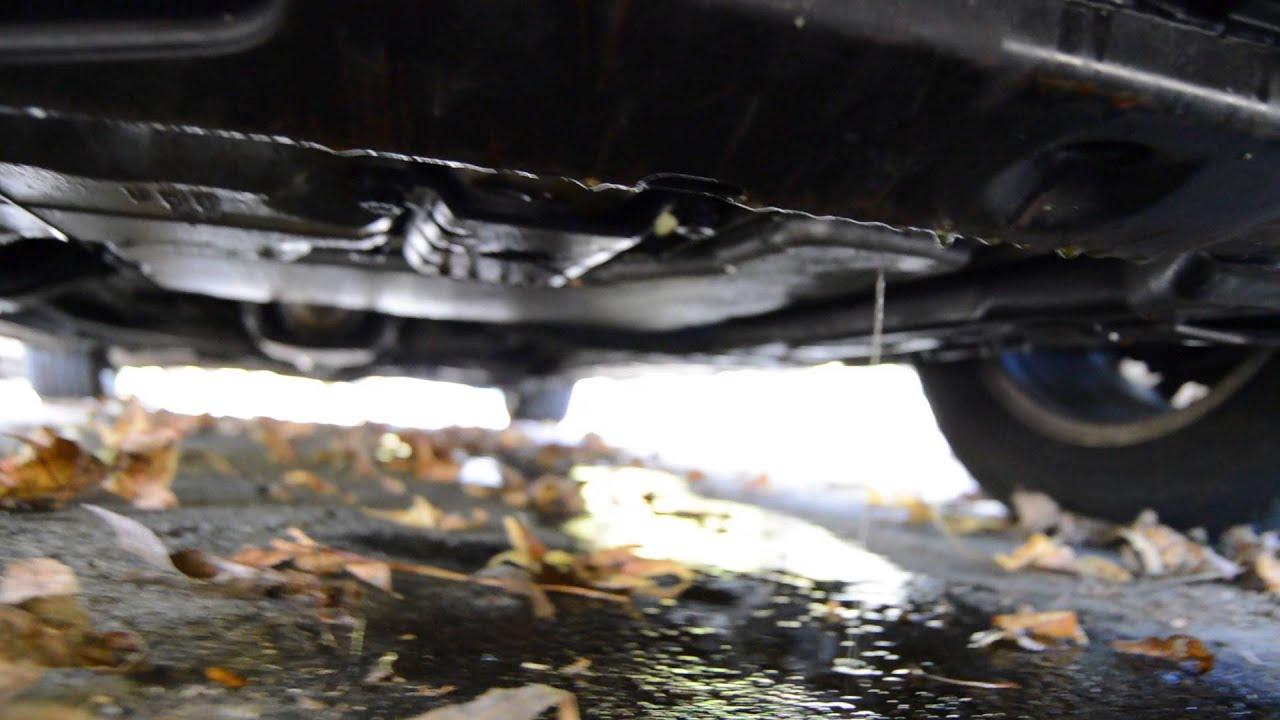 Cadillac Coolant Leak (1)  YouTube