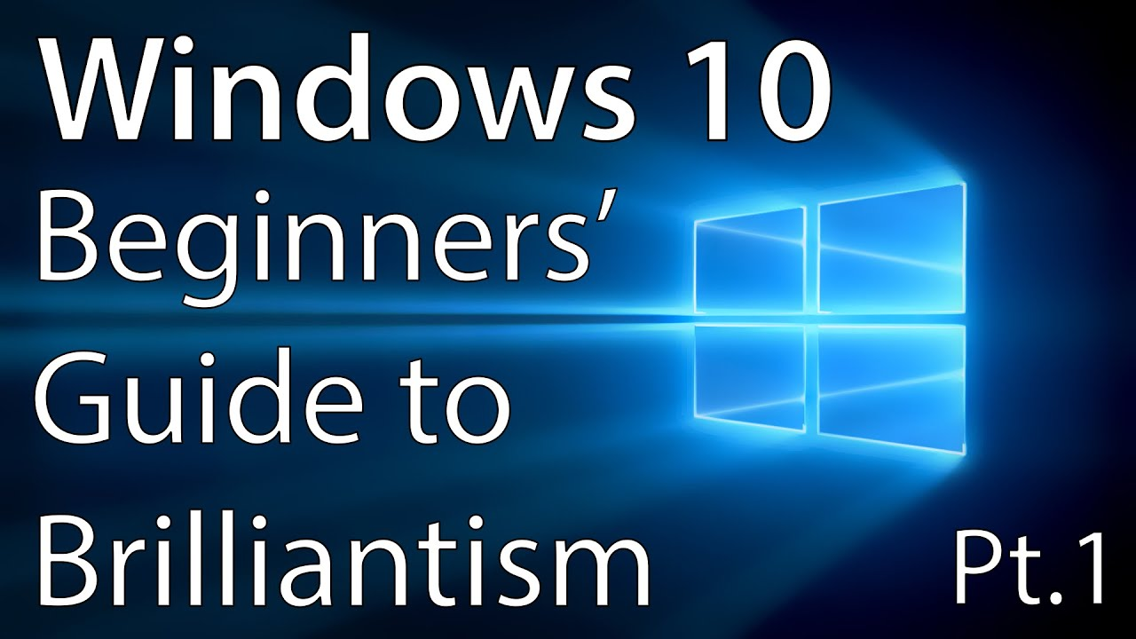Windows 10 Beginners Guide To Brilliantism Privacy