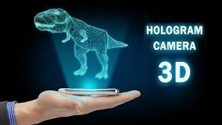 3d-голограма своїми руками над дисплеєм смартфона.Схема і покрокова інструкція.