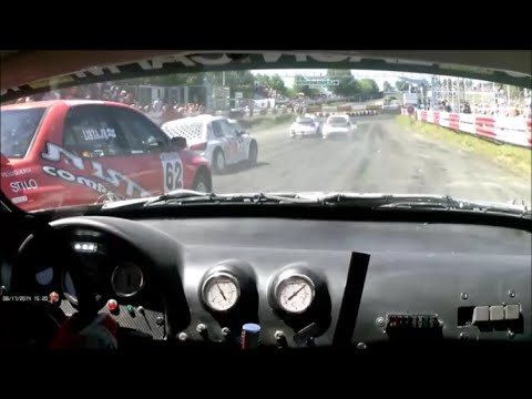 Autocross Arteixo Nacional 2014 Victor Alvarez Final 4x4