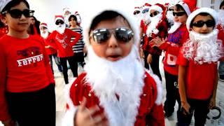 NERO KIDS New Year dance mix .NERO DANCE CENTER (NDC)  mp4