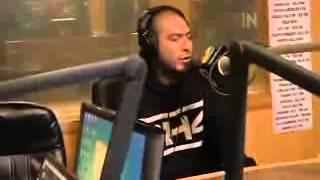 Dharius revela porque salio del Cartel de Santa en entrevista con facundo 2015