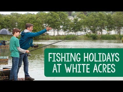 Fishing Holidays At White Acres Holiday Park