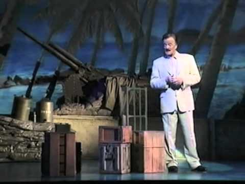 """Robert Goulet """"This Nearly Was Mine""""  from """"South Pacific"""""""