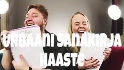URBAANI SANAKIRJA HAASTE feat. eeddspeaks