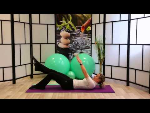 Pilates Serie 6 Abdominales y Estiramiento de la Espalda Nivel Intermedio
