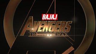 Avengers: Infinity War || Motion Poster || Shudh Desi Endings