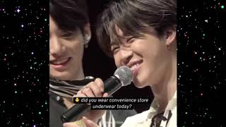 (BTS) Jungkook being the ultimate example of being whipped for Jimin (KOOKMIN/JIKOOK MOMENTS)