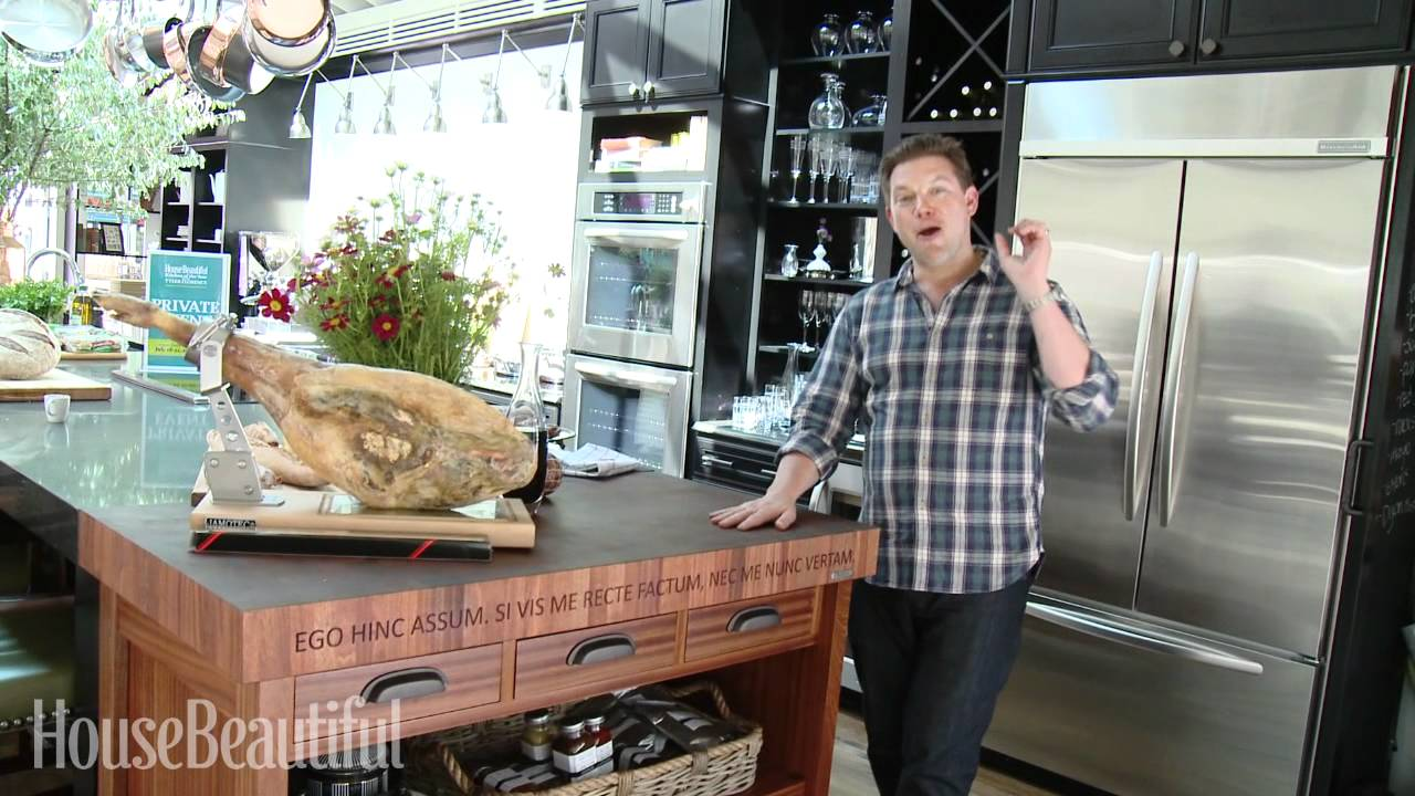 Tyler Florence Kitchen Tour The 2011 Kitchen Of The Year With Tyler Florence  Youtube
