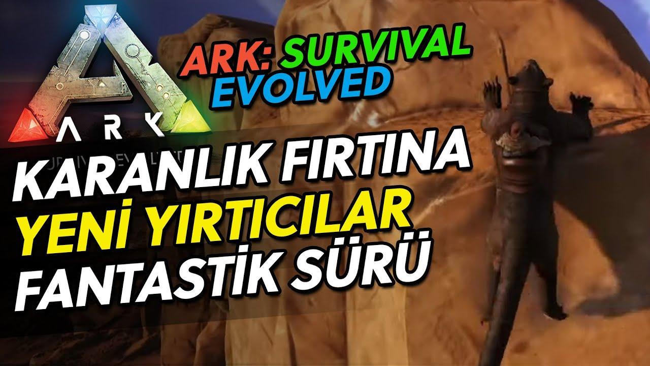 Düz Duvara Tırmanan Kaplan - ARK SURVIVAL EVOLVED - Bölüm 42 - GeForceNow