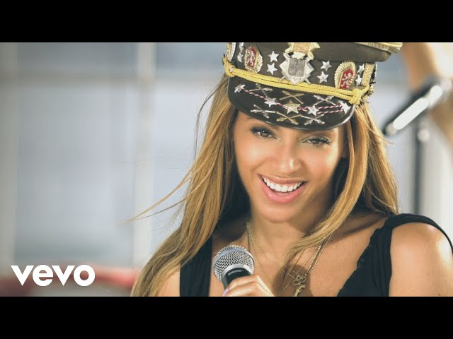 Beyoncé - Love On Top Travel Video