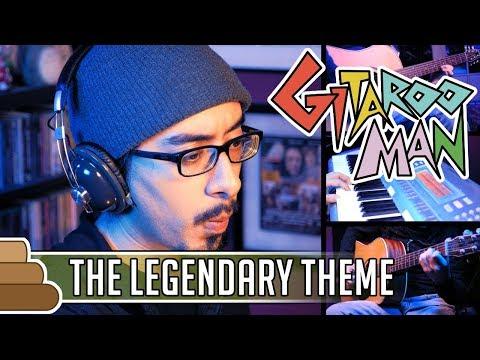 coil---the-legendary-theme-(acoustic)-[gitaroo-man]
