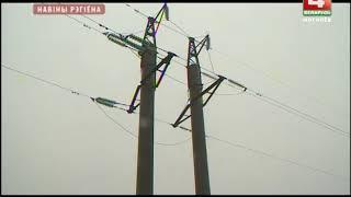 Последствия сильного ветра в Могилевской области