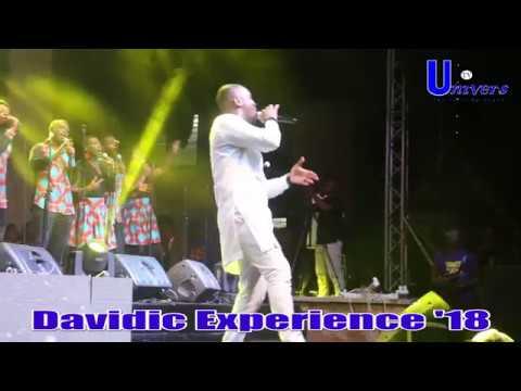 JOE METTLE amazing worship & praises at Davidic Experience 2018