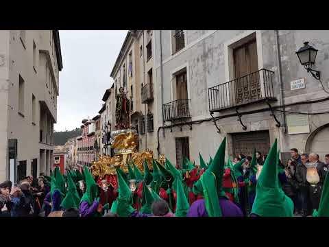 San Juan Evangelista. #ViernesSanto 2018, #Cuenca