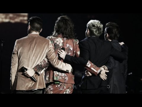 A Video Full of Memories — One Direction