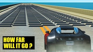HOW FAR WILL IT GO? #4 - BeamNG Drive Crashes