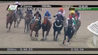 Vidéo de la course PMU PREMIO GALIT (2010)