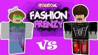 Roblox Fashion Frenzy Mike vs Holly