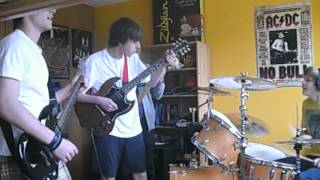 AC/DC-Walk All Over You(DTC cover)