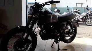 brixton motorcycles bx 125 italy