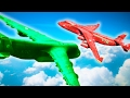 CAN YOU LAND ON A CARGO PLANE? (Just Cause 3 Multiplayer)