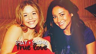 shay & sasha | it must be true love