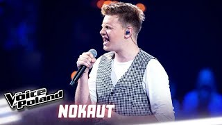 "Bartosz Deryło - ""For Once In My Life"" - Nokaut - The Voice of Poland 10"