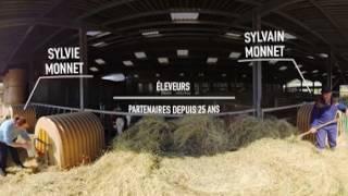 [Vidéo 360] L'élevage au coeur des Mousquetaires