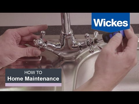 how-to-fix-a-kitchen-tap-with-wickes