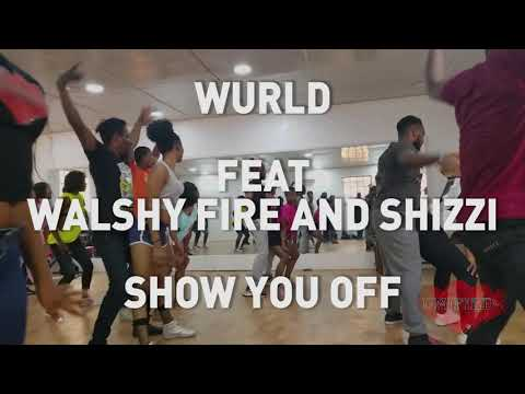Download Show you off by Wurd x Shizzi x Walshy Fire. Afro funk (couple) Choreography by Agocha Davies