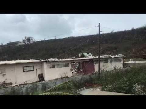 Sandy Ground Anguilla after Irma