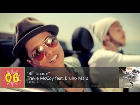 Billboard Hot 100 - Top 10 Summer Songs Of 2010