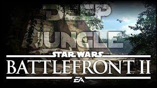 Star Wars Battlefront 2 - Deep Jungle (Open Beta)