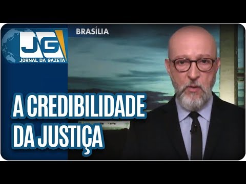 Josias de Souza/Em jogo, a credibilidade da Justiça
