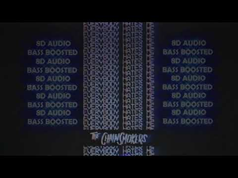 The Chainsmokers - Everybody Hates Me | 8D BassBoosted Audio || Dawn Of Music ||