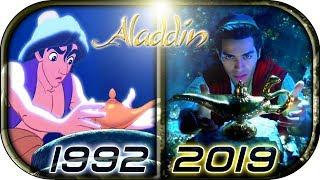 EVOLUTION of ALADDIN in Movies, Cartoons & TV (1917-2019) disney's Aladdin full movie trailer 2019