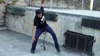 "His Skateboard DIDN""T BREAK? How!?"