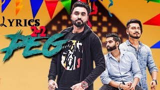 Baixar 2-2 Peg Lyrics | Goldy Desi Crew | Parmish Verma | Speed Records