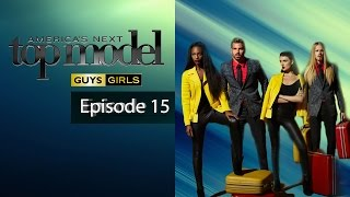 America's Nexr Topmodel Cycle 22 Episode 15