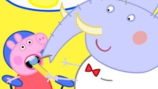 Peppa Pig en Español Episodios completos 🦷 El Dentista + 🦷 HD | Pepa la cerdita