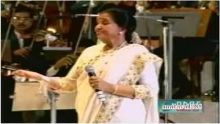 Chura Liya Hai Tumne Live by Asha Bhosle