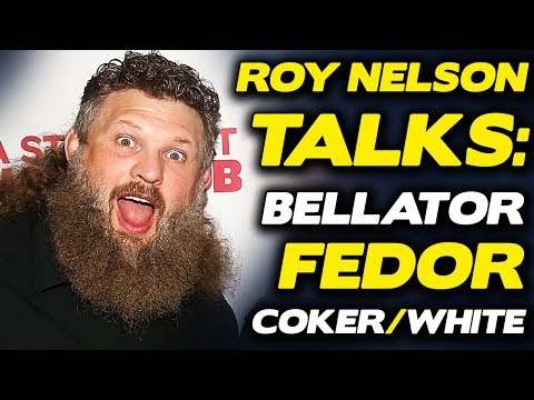 Roy Nelson on Bellator Move, Reason for Leaving UFC: 'The Weren't About Fighting Anymore'